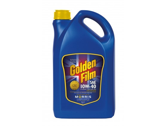Morris Golden Film 10W-40 Classic Motor Oil , 5l