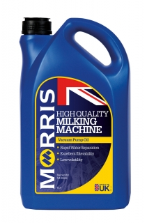 Morris Milking Machine Vacuum Pump Oil - vývěvový olej , 5l