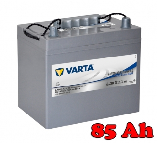 Baterie VARTA Professional Deep Cycle AGM 85 Ah / 830085 / LAD 85