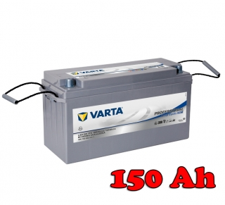Baterie VARTA Professional Deep Cycle AGM 150 Ah / 830150 / LAD 150