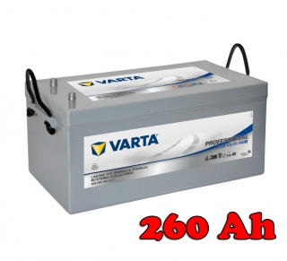 Baterie VARTA Professional Deep Cycle AGM 260 Ah / 830260 / LAD 260