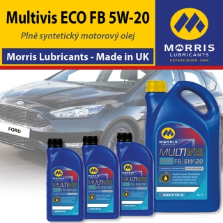 Morris Multivis ECO FB 5W-20, 8l