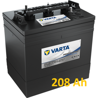 Baterie VARTA Professional Deep Cycle 208 Ah / 300208 / GC2_1