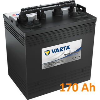 Baterie VARTA Professional Deep Cycle 170 Ah / 400170 / GC8