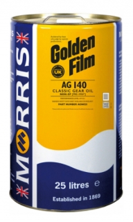 Golden Film AG 140 Gear Oil 25