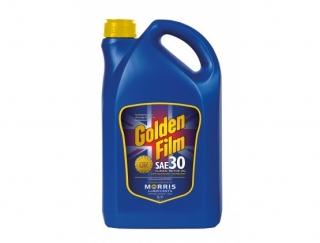 Morris Golden Film SAE 30 Classic Motor Oil , 5l