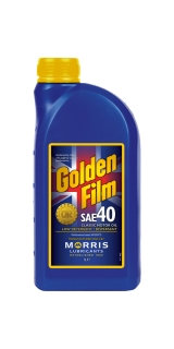 Morris Golden Film SAE 40 Classic Motor Oil , 1l