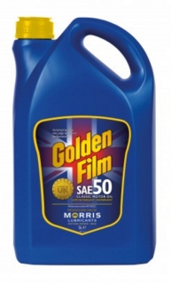 Morris Golden Film SAE 50 Classic Motor Oil , 5l