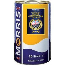 Morris Golden Film 15W-50 Classic Motorsport Oil , 25l
