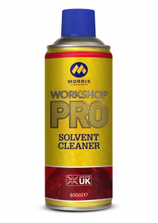 Morris Workshop Pro Solvent Cleaner , čistič a odmašťovač ve spreji , 400 ml