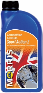 Morris SPORT ACTION 2 - motorcycle 2-Stroke Oil - racing, 1l